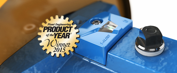 i-ALERT®2 Equipment Health Monitor named Product of the Year, Silver Award Winner