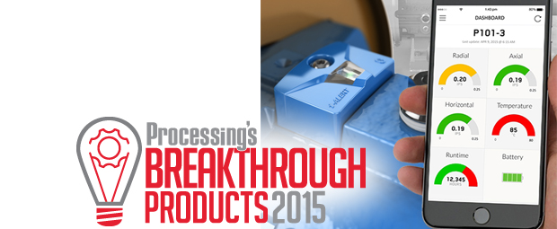 Processing Magazine's 2015 Breakthrough Product
